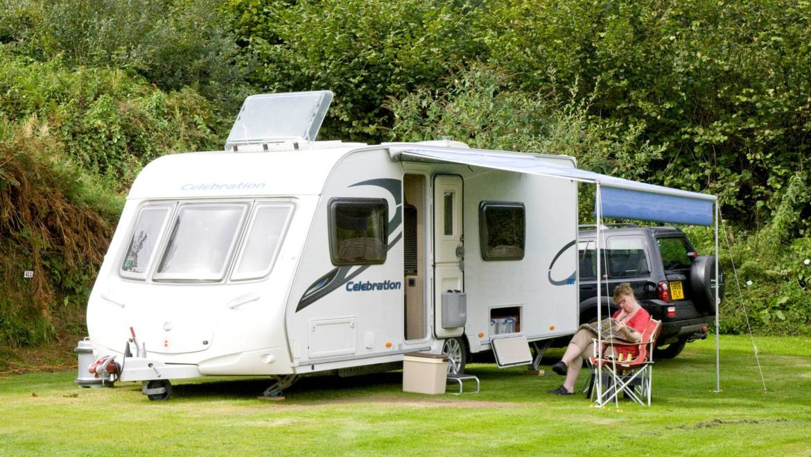 2018 Festivals – Opportunity to camp on site at RHS