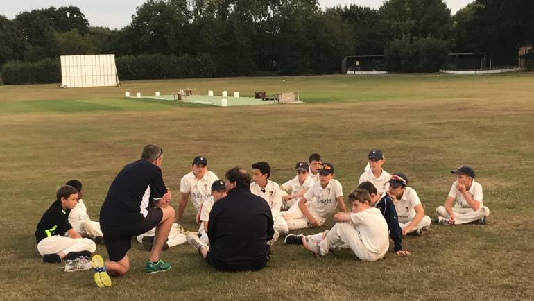 RESULTS (Day Two) – MCCF Under 12s Competition Sponsored by Ipswich Building Society