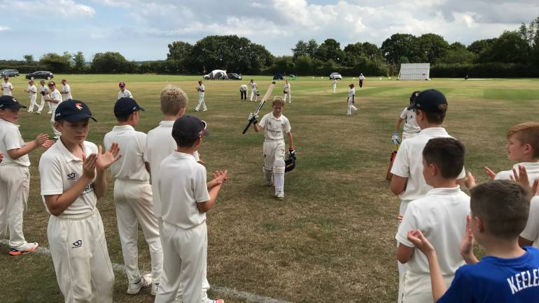 UNDER 11 RESULTS – DAY TWO